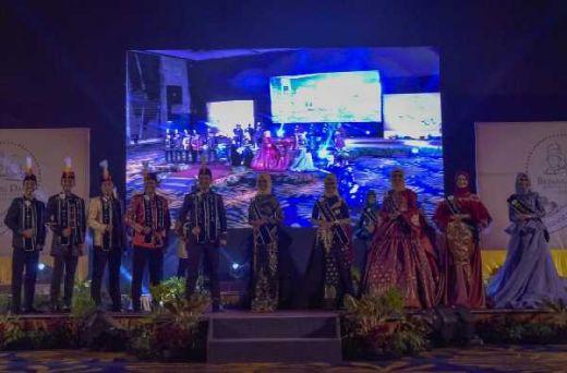 Ini Dia, 3 Besar Pasangan yang Tembus di Grand Final Bujang Dara Riau 2018