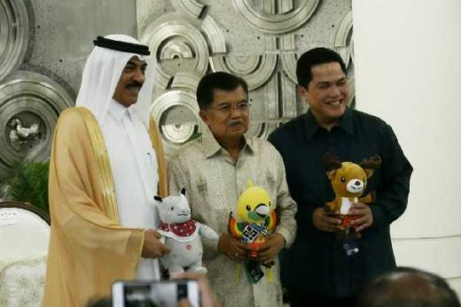 Qatar Airways Sponsori Asian Games 2018, 6 Juta Dollar US