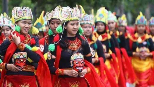 Ngalam Tebar Pesona dengan Pusaka Indonesia Festival 2016