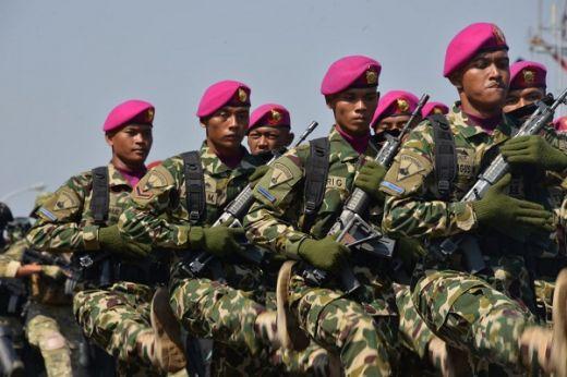 TNI AL Tunjukkan Jati Diri Sebagai Komponen Pertahanan Negara