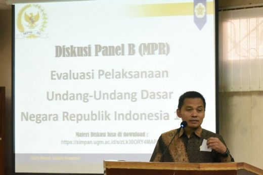 Festival Konstitusi dan Anti Korupsi, MPR Gelar Diskusi Evaluasi Pelaksanaan UUD