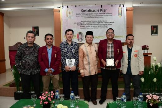 MPR Dorong Generasi Muda Indonesia Teladani Para Pejuang dan Pendiri Bangsa