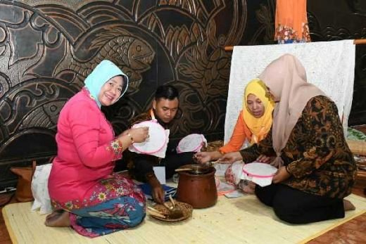 Kebudayaaan Betawi Hadir di Welcoming Event For Parliament Members