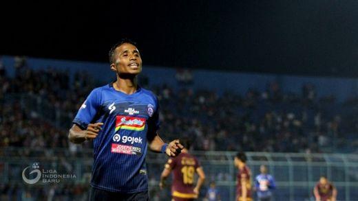 Ridwan Tawainella Idola Baru Arema FC