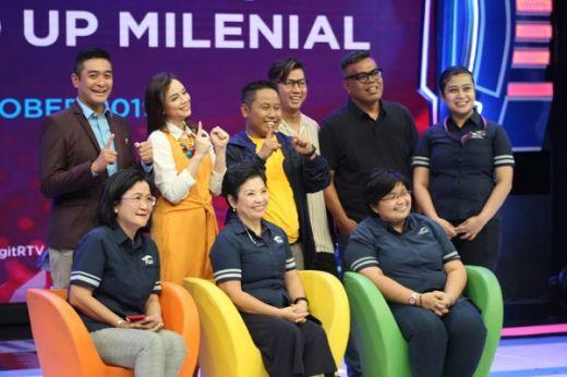 Program Sekolah Stand Up Milenial Diluncurkan RTV