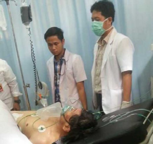Ditusuk di Pandeglang, Wiranto Segera Dibawa ke Jakarta