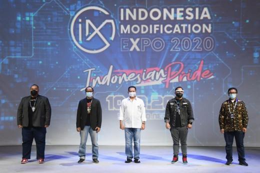 Perputaran Uang Capai Rp4 Miliar, Bamsoet Dorong Industri Modifikasi Indonesia