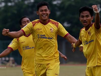 Sriwijaya FC U-19 Berbagi Poin Dengan Persipura U-19