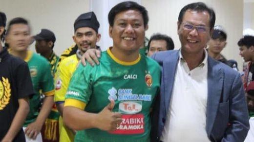 Muddai Madang: Tak Perlu Ada Kegaduhan Soal Sriwijaya FC Degradasi