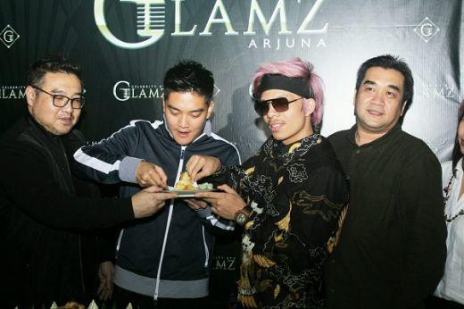 Glamz Karaoke Bidik Pasar Kalangan. Milenial
