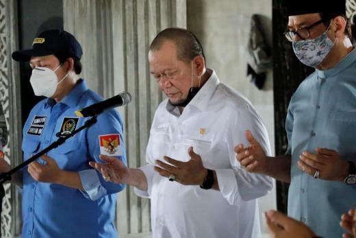 Wawali Probolinggo Meninggal, LaNyalla Minta Kepala Daerah Makin Waspada Covid