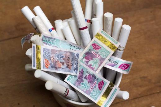DPR: Kenaikan Tarif Cukai Rokok Jangan Hanya Kejar Target