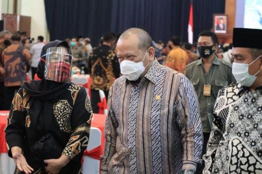Ketua DPD Minta Senator Turun Beri Bantuan Korban Banjir di Aceh