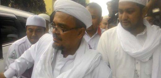 Besok... Habib Rizieq Digarap Polda Jabar, Ribuan Massa akan Mengawal