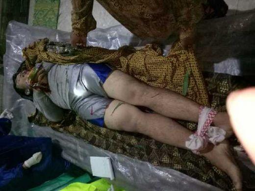 Puting Beliung Hantam Kayu di Kediri, Satu Orang Meninggal Dunia