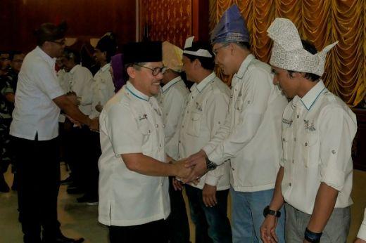 Resmi Dibentuk, GenPI Kota Dumai Kupas Cross Border Tourism di Kota Minyak