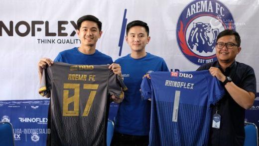Arema FC Perkenalkan Jersey Pra Musim