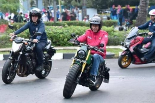 Gugatannya Singgung Lampu Sepeda Motor Jokowi yang Tak Menyala, Netizen: Ini Baru Mahasiswa Cerdas