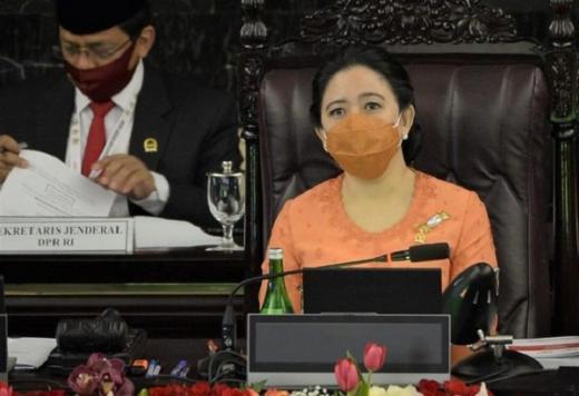 Pidato di Paripurna DPR, Puan Singgung Anggaran Negara untuk Penanganan Covid-19