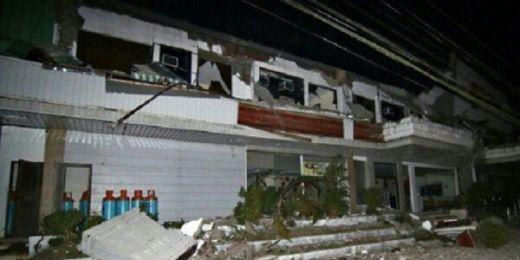 Gempa 6,7 SR Guncang Filipina, 4 Tewas dan Lebih 100 Orang Luka-luka