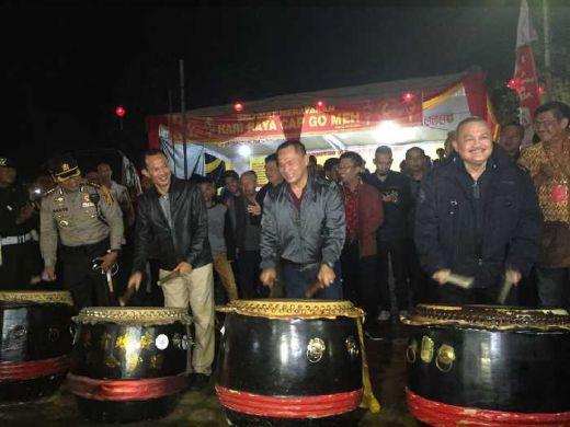 Festival Imlek Palembang Targetkan 25 Ribu Pengujung