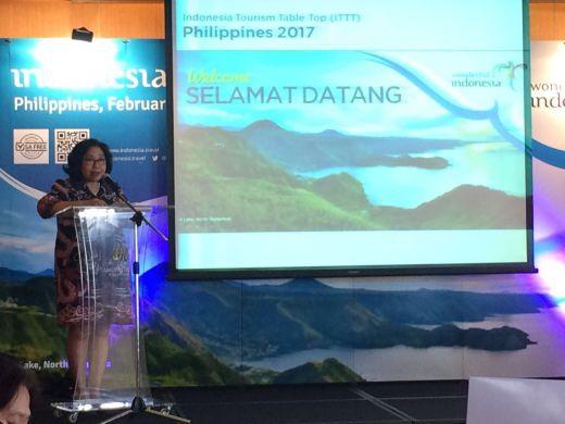 Kemenpar Gaungkan Promosi 10 Bali Baru di TTE Filipina 2017