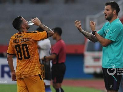 Paulo Sergio Senang Adaptasi di Bali United FC