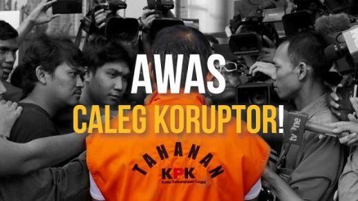 Waduh... Jumlah Caleg Eks Koruptor Terus Bertambah Termasuk di Riau