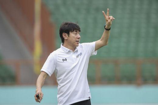 Shin Tae Yong Panggil 34 Pemain Timnas TC di Jakarta