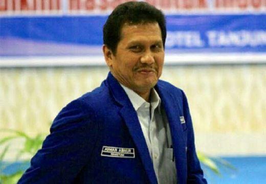 Resmi Mundur dari Caketum PAN, Asman Bebaskan Pendukungnya Memilih Kandidat Lain