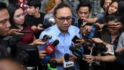 Dua Kali Mangkir, Jumat Keramat KPK Panggil Zulkifli Hasan Lagi