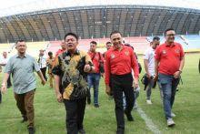 PSSI Lakukan Kunjungan, Herman Deru: Palembang Siap Jadi Tuan Rumah