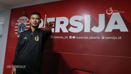 Osvaldo Haay Bangga Bela Persija Jakarta