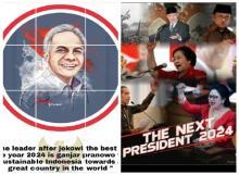 Dua Kader PDIP Digadang Nyapres 2024, Masyarakat Pilih yang Mana?