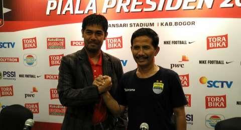 Penentuan Juara Tiga Piala Presiden: Semen Padang Janjikan Laga Seru Melawan Persib