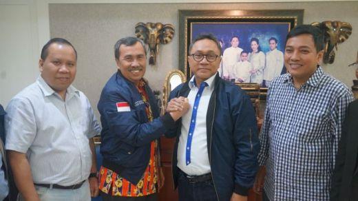Gubernur Diusung PAN Dukung Paslon di Pilpres, Irwan Nasir Diminta Tanggungjawab ke Kader di Riau