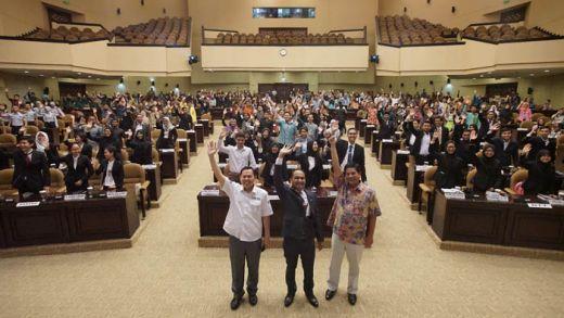 Senator Ajak Pelajar se-Asia Tenggara Mengenal DPD RI