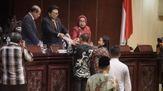 DPD akan Tindaklanjuti Temuan BPK Tahun 2016