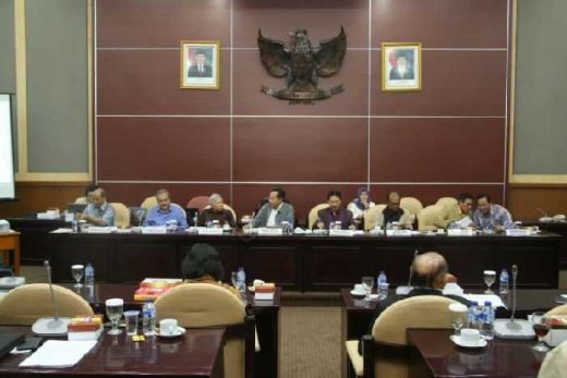 DPD RI Kejar Pembahasan 6 RUU Inisiatif di Tahun 2017