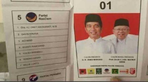 Panwaslu: Pencoblos Surat Suara di Malaysia WNI, Dibayar 50 Sen Per Suara
