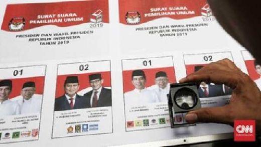 Surat Suara Jokowi Sudah Tercoblos, Bawaslu Meminta Pemilu di Malaysia di Setop