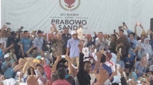 Sandiaga Panggul Beras, Aher Targetkan Prabowo-Sandi Menang 70 Persen