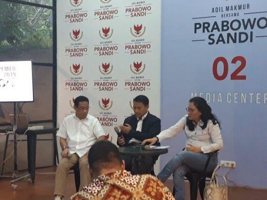 BPN Dorong Pembentukan Pansus Pemilu