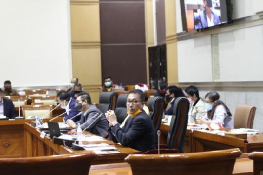Harapan Besar Komisi III pada Dirjen Pemasyarakatan yang Baru