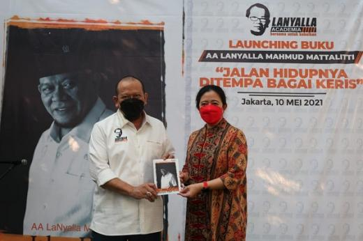 Ultah ke 62, LaNyalla Dapat Kejutan dari Ketua DPR Puan Maharani