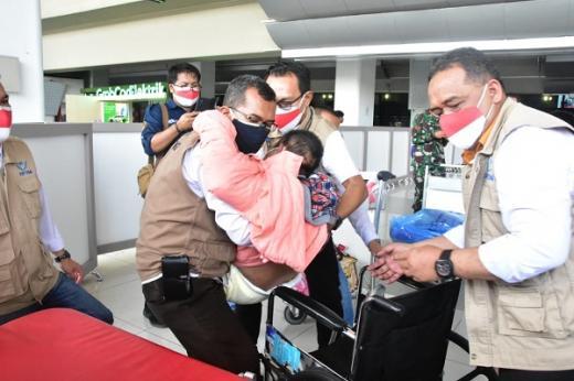 Pulang ke Indonesia, 1.278 Pekerja Migran Dijemput Kepala BP2MI