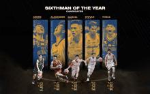 Persaingan dari Veteran Hingga Rookie di Sixth Man of The Year