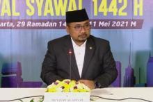 Sama dengan Muhammadiyah, Ini Tanggal Lebaran Idul Fitri 2021 yang Ditetapkan Pemerintah