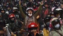 Puluhan Ribu Pemudik Jebol Penyekatan di Subang, Buah Ketidakkonsistenan Pemerintah