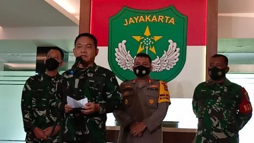 Pangdam Jaya Pastikan Proses Hukum Debt Collector Tetap Berjalan